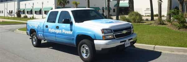 Hydrogen-Truck